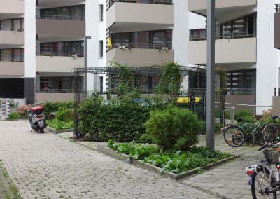 Geschosswohnungsbau Mathildenstraße und Fortunastraße