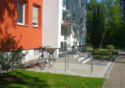 Geschosswohnungsbau Thüringer Straße