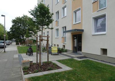 Geschosswohnungsbau Kolumbusstraße 5-13